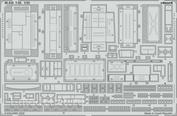 36435 Eduard 1/35 Phototranslation for T-55