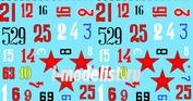 48003 ColibriDecals 1/48 Декаль для I-153 - June, 1941