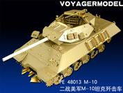 VPE48013 Voyager Model 1/48 Фототравление для  M-10