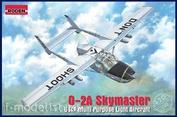 620 Roden 1/32 Самолёт O-A2 Skymaster