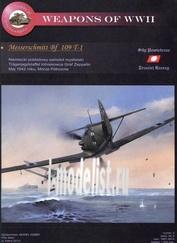 MH02 Model Hobby 1/33 Messerschmitt Bf-109 T-1