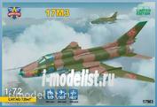 72047 ModelSvit 1/72 Самолёт Суххой-17М3