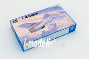 02860 Trumpeter 1/48 J-7B Fighter