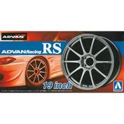 05378 Aoshima 1/24 Advan Racing RS 19inch