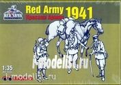 35031 Макет 1/35 Красная армия 1941 год
