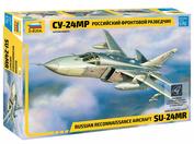 7268 Звезда 1/72 Российский фронтовой разведчик Су-24 МР