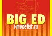 BIG4968 Eduard 1/48 Полный набор фототравления для SEA WIXEN FAW.2