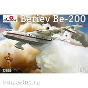 72030 Amodel 1/72 Бе-200
