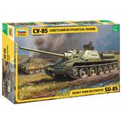 3690 Звезда 1/35 Советский истребитель танков СУ-85