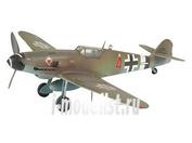 04160 Revell 1/72 Messerschmitt Bf 109 G-10