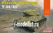 7564 Dragon 1/72 Танк T-34/85