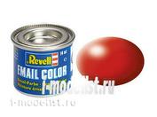 32330 Revell enamel Paint fiery red RAL3000 (fiery red, silk RAL 3000)