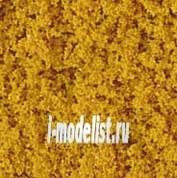1556 Heki Материалы для диорам Травяное покрытие (рулон, лист) желтое, осеннее 28x14 см
