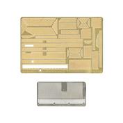 035370 Микродизайн 1/35 Набор фототравления на ЗРК «БУК» 9К37М1 сетки и профнастилы от MENG.