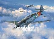 03958 Revell 1/48 Messerschmitt Bf109 G-10