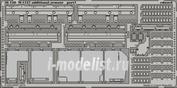 36128 Eduard 1/35 Фототравление для M-1127 additional armour