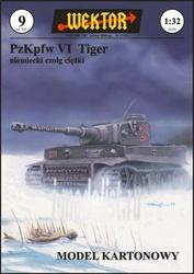 009 WECTOR 1/32 PzKpfw VI Tiger