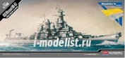 14223 Academy 1/700 Корабль USS Missouri BB-63 Modeler's Edition