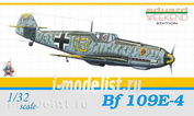 3403 Eduard 1/32 Bf 109E-4
