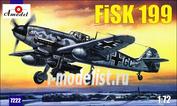 7222 Amodel 1/72 Самолет Fisk-199