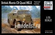 35402 Mirror-models 1/35 British Morris C8 Quad Mk.II