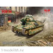 35336 ICM 1/35 FCM 36, Французский легкий танк II МВ