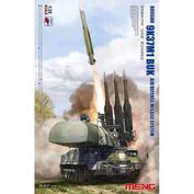 SS-014 Meng 1/35 Russian 9K37M1 Buk Air Defense Missile System