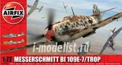 2062 Airfix 1/72 Messerschmitt Bf 109E-7/Trop