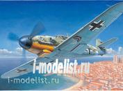 02292 Я-моделист Клей жидкий плюс подарок Trumpeter 1/32 Самолет Messerschmitt Bf109F-4