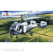 72106 Amodel 1/72 Советский с/х вертолет