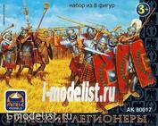 80017 Ark-models Римские Легионеры Набор из 8 фигур