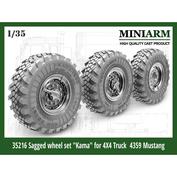 35216 Miniarm 1/35 Wheels