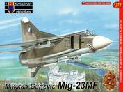KPM0050 Kovozavody Prostejov 1/72 MiG-23MF