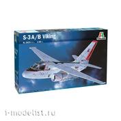 2623 Italeri 1/48 Самолет S-3 A/B Viking