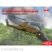 32060 ICM 1/32 Американский ударный вертолет AH-1G Cobra (раннего производства)