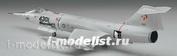 Hasegawa 08061 1/32 F-104G/S World Zvezdafighter