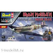 05688 Revell 1/32 Подарочный набор Spitfire Mk.V Iron Maiden