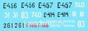 72040 ColibriDecals 1/72 Декаль для Су-85м/Су-100 Part II