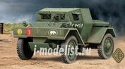72248 ACE 1/72 Машина разведки и связи Dingo Mk.I / Pz.Sp.Wg.Mk.I 202(e)