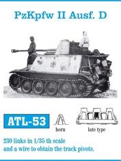 Atl-35-53 Friulmodel 1/35 PzKpfw Ii Ausf. D