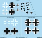 D48039 Eduard 1/48 Decal Fw 190A-5 national symbols