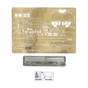 048207 Microdesign photo etched parts for 1/48 I-153