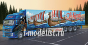 3867 Italeri 1/24 Volvo FH16 XL