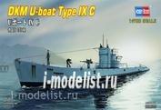 87007 HobbyBoss 1/700 German U-boat Type Ⅸ C