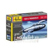 80278 Heller 1/72 Самолет F-84G THUNDERJET