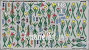 36223 Eduard 1/35 Фототравление для Garden Flowers/zahradni kvetiny colour
