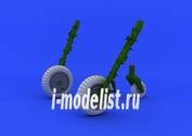 632055 Eduard 1/32 Набор дополнений Fw 190F-8 wheels (колеса)