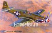 C-46 MisterCraft 1/72 Самолет P-51 Bullfrog