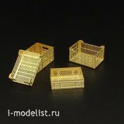 HLU35098 Hauler 1/35 Пластиковые ящики