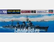 49450 Hasegawa 1/700 Эсминец IJN Asashimo